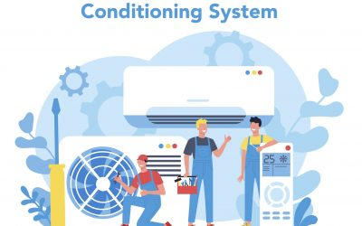 What types of air conditioning are there?